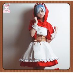Mikasa - Re:Zero Ram Cosplay Costume