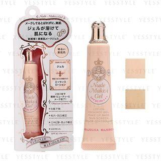 Shiseido - Majolica Majorca Nude Make Gel SPF 30 PA+++ - 2 Types
