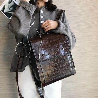 MUSA - 仿皮背包