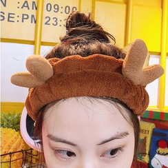 Yunikon - Antler Face Wash Headband