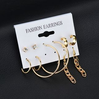Terreau Kathy - Set of 5: Earrings (Various Designs)