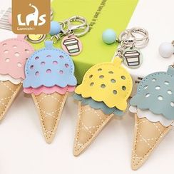 Coomui - Ice-cream Keyring