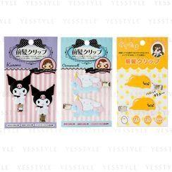 Sanrio 三麗鷗 - Bangs Clips - 3 Types