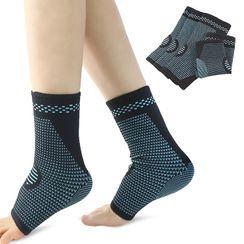 HATHA - Sport Heel & Ankle Compression Supporter