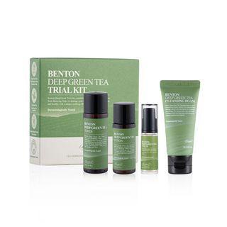 Benton - Deep Green Tea Trial Kit