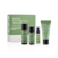 Benton(ベントン) - Deep Green Tea Trial Kit