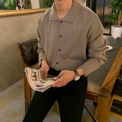 匡億 - 領開衫
