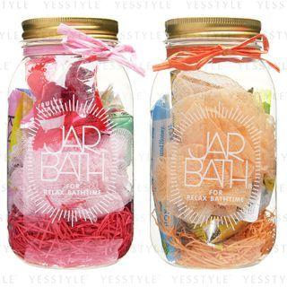 CHARLEY - Jar Bath Salt Gift Set 6 pcs - 2 Types