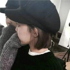 TAAK - 純色派報童帽