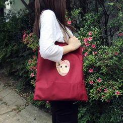 BABOSARANG - 'Choo Choo Dolly' Cat Series Shopper Bag