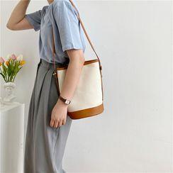 Neztra - Canvas Bucket Bag