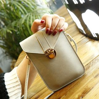 Cachet(カシェ) - Mini Mobile Phone Crossbody Bag