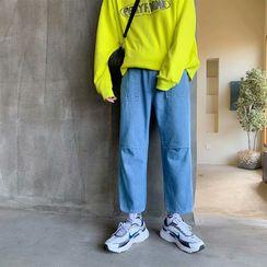 Cowpow - Straight-Cut Jeans