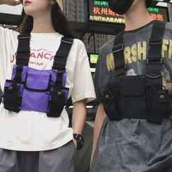 SUNMAN - Lightweight Chest Rig Belt Bag