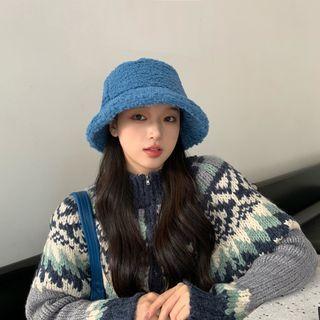 Ordinario - Fleece Bucket Hat