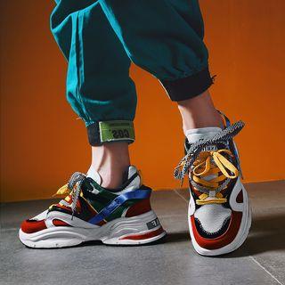 Bendion - Color Block Sneakers