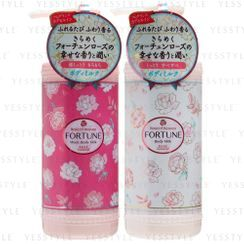 Kose - Rose Of Heaven Fortune Body Milk 200ml - 2 Types