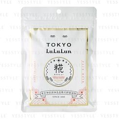LuLuLun - Tokyo Travel Kouji Face Mask