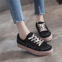 Chunki - 繫帶休閒鞋