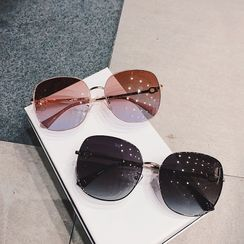 MOL Girl - 圓形框太陽眼鏡