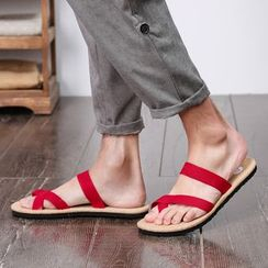 Mrlin - Loop Toe Sandals