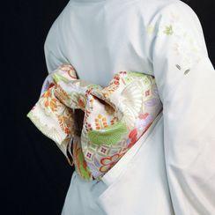 Akane - 图案和服腰带