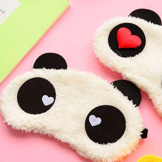 Showroom - Schlafmaske mit Pandamotiv