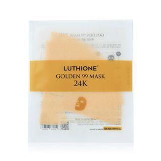 LUTHIONE - Golden 99 Mask 24K