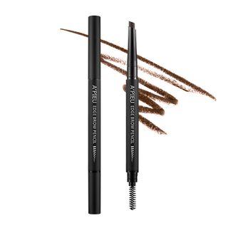 A'PIEU - Edge Brow Pencil (Dark Brown)