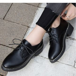 Bolitin - Lace-up Oxford Shoes
