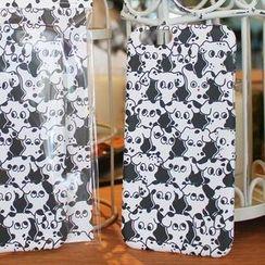 BABOSARANG - Dalmatian Print Mobile Case (iPhone6)