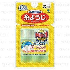 小林制药 - Shikancare Dental 6 Threads Floss & Pick