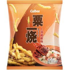 Calbee - Grill A Corn Lobster In Supreme Soup Flavor 32g