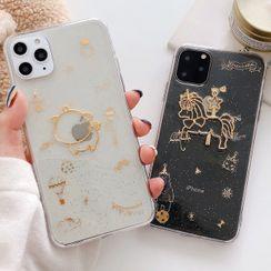 Primitivo - Carousel Transparent Phone Case - iPhone 11 Pro Max / 11 Pro / 11 / XS Max / XS / XR / X / 8 / 8 Plus / 7 / 7 Plus / 6s / 6s Plus