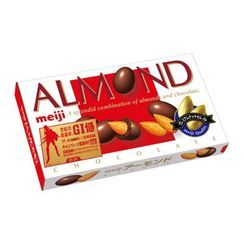 meiji - Almond Chocolate 88g