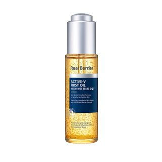 Real Barrier - Active-V First Oil