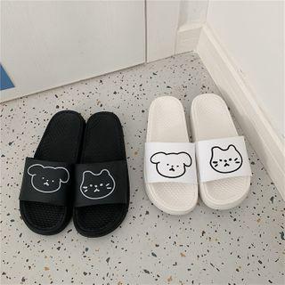 ZORI - Print Home  Slippers