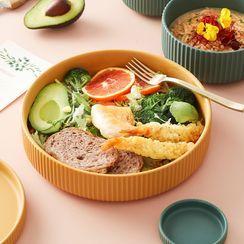 Moridim - Plain Ceramic Bowl / Plate / Saucer