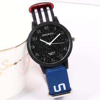 Epoca - Canvas Strap Watch Box Set