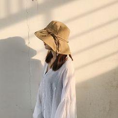 SOCOOL - 蝴蝶结渔夫帽