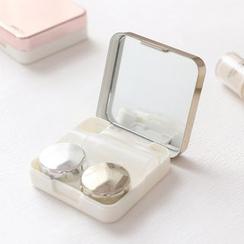 Lazy Corner - Kontaktlinsenbehälter-Set