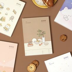 BABOSARANG - 'Fluffy Fluffy' 2021 Weekly Planner (S)