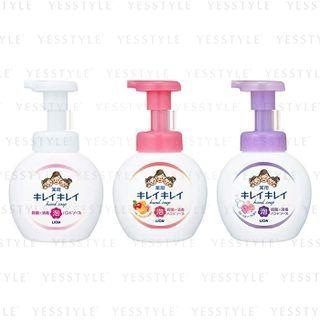 LION - KireiKirei Foaming Hand Soap 500ml - 3 Types