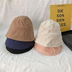 TAAK - 纯色渔夫帽