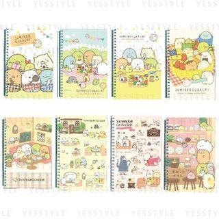 SunToys - San-X Sumikko Gurashi Notebook - 8 Types