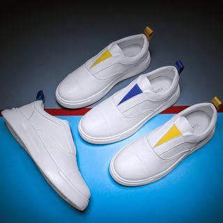 JACIN - Platform Slip-On Sneakers