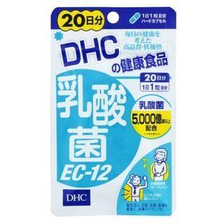 DHC Health & Supplement - Lactobacillus EC-12 (20 Day)