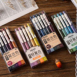 MUNBANG - Set: Pen - 0.5 mm