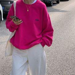 monroll - Letter Sweatshirt