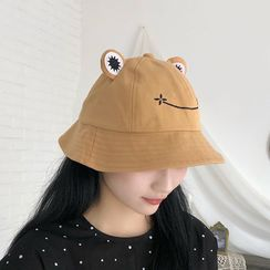 Incognito - Frog Bucket Hat